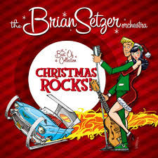 Brian Setzer Christmas Songs