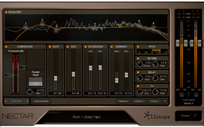 The iZotope Music Production Suite – A Full-House Studio in Your Bedroom