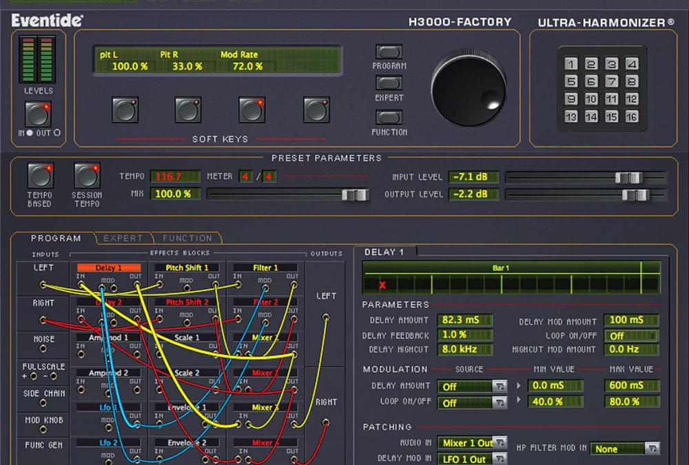 Experience the Power of Music Effects with Eventide Plugins