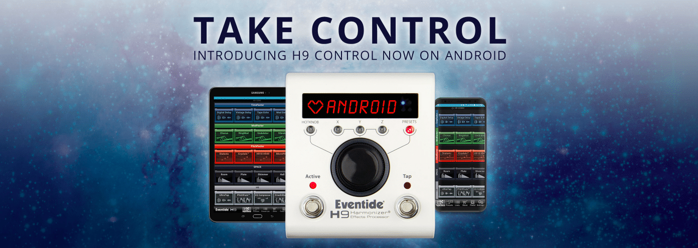 overview of eventide