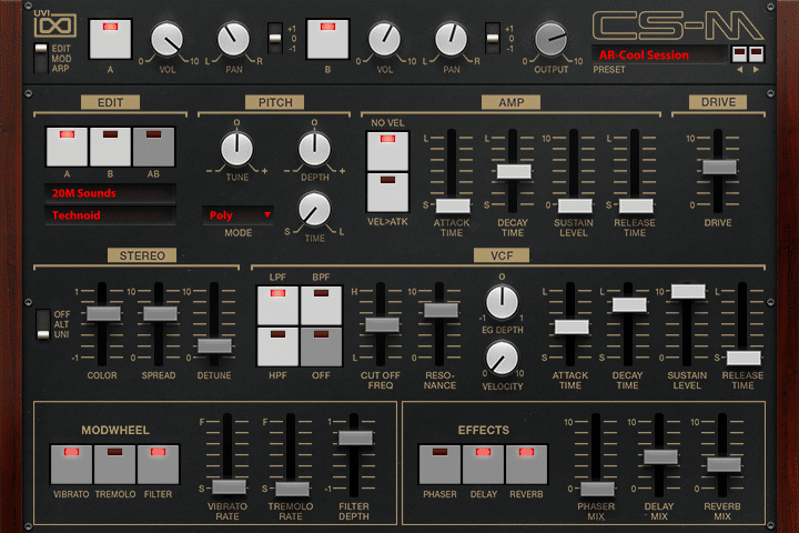 The UVI Synth Legacy