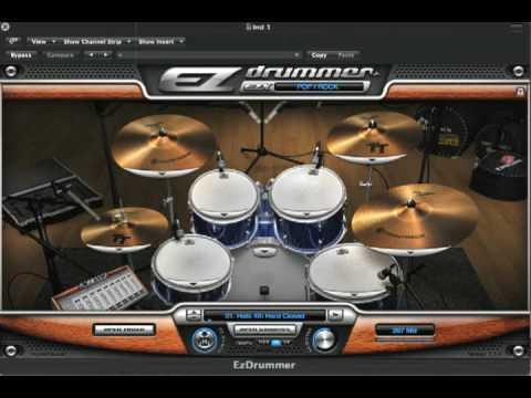 EZ Drummer demo