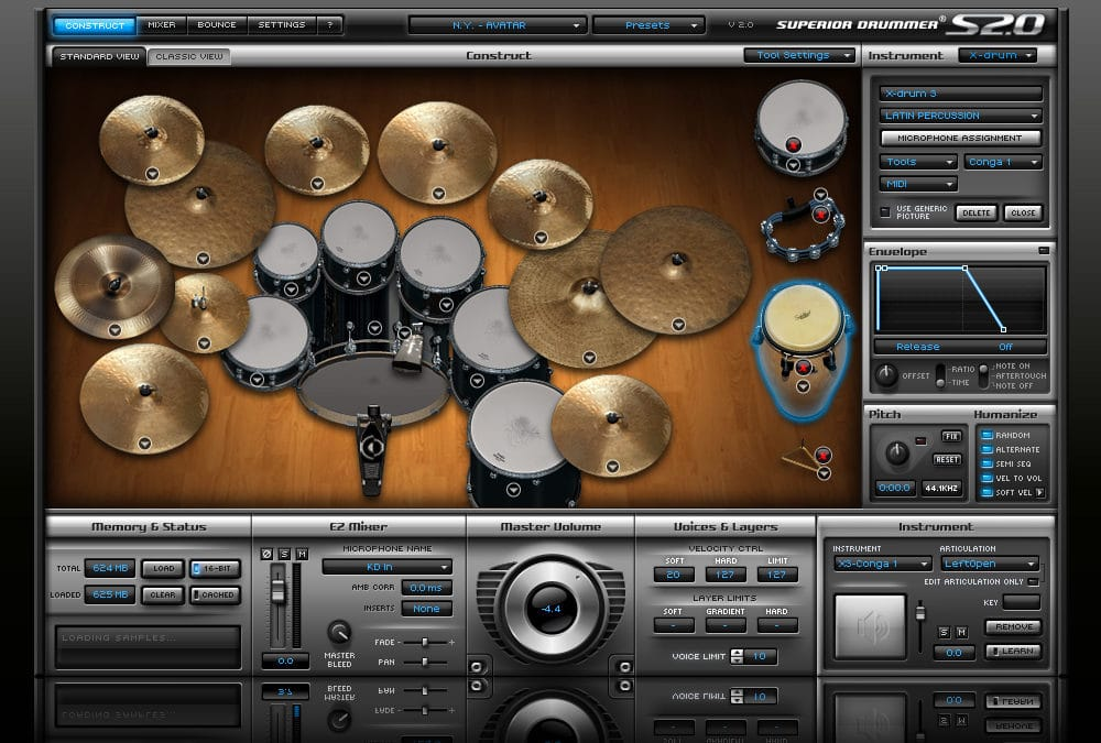 Discover and Enjoy the Best Drama Free Drum Recording Solution With Toontrack