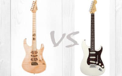 Suhr Guitars Vs Fender Guitars Including Features And Qualities