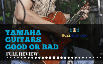 Yamaha Guitars Good or Bad: A Comprehensive Review And Comparison