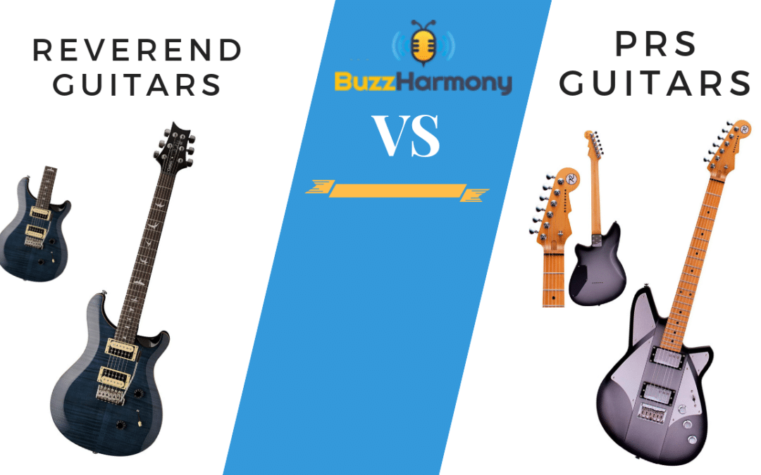 Reverend Guitars: A Review Of Reverend Guitars Vs. PRS SE