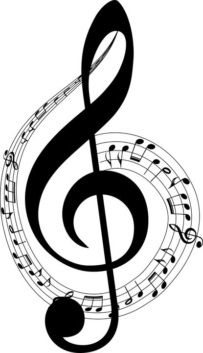 a musical note called G cleff