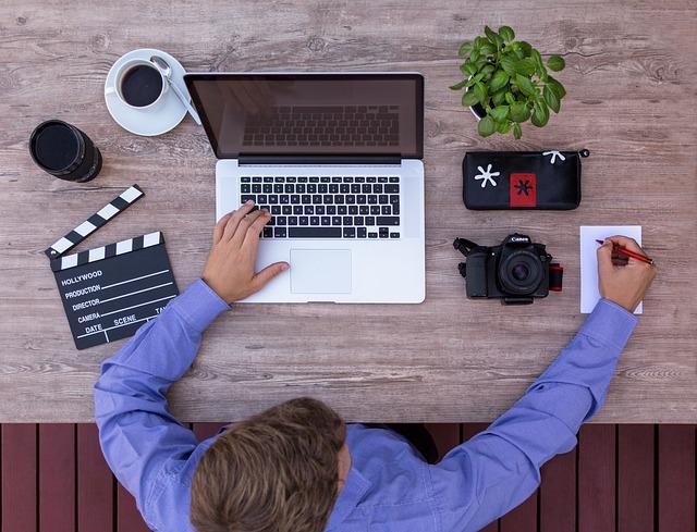 a video maker