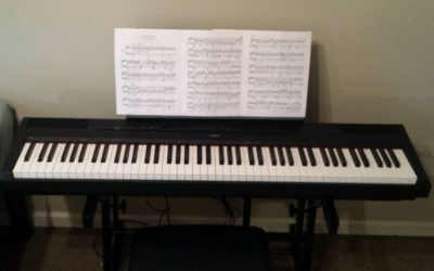 Yamaha P115 Review: 88 Keys Of Portable Perfection